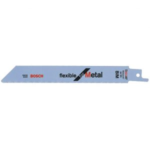 Bosch Fleksibel for metall Tigersagblad For 1,5-4mm plate, 2-pakn.