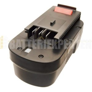 BD1834 for BlackDecker, 18V, 3000 mAh