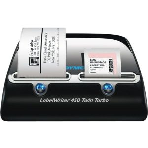 DYMO LabelWriter 450 Twin Turbo Etikettskriver